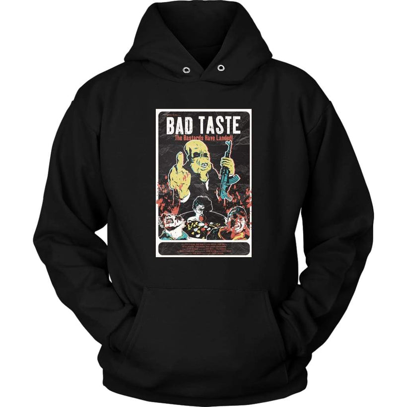 Bad Taste T-shirts, Hoodies and Merchandise