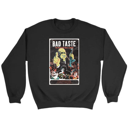 Bad Taste Sweat - Sweat ras du cou / Noir / S - T-shirt