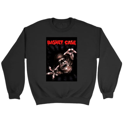 Basket Case Sweat - Sweat ras du cou / Noir / S - T-shirt