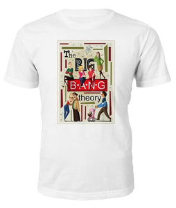 Big Bang Theory T-shirt - T-shirt