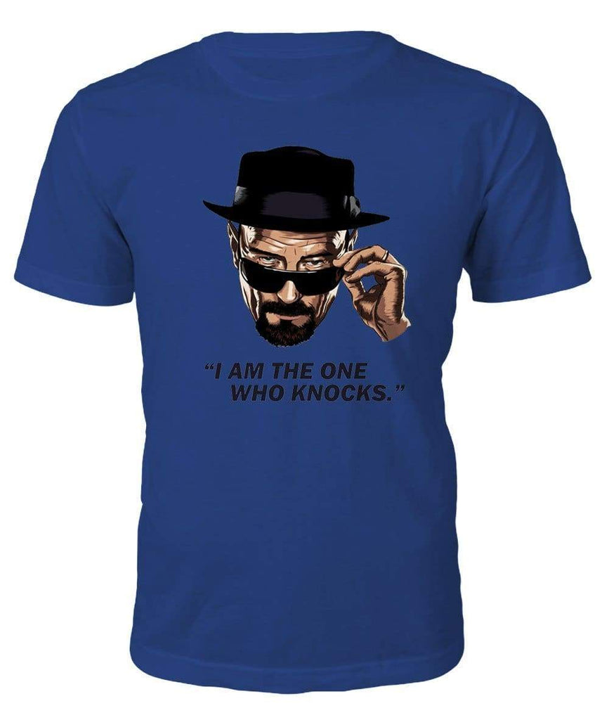 Breaking Bad Το One Who Knocks T-shirt - T-shirt