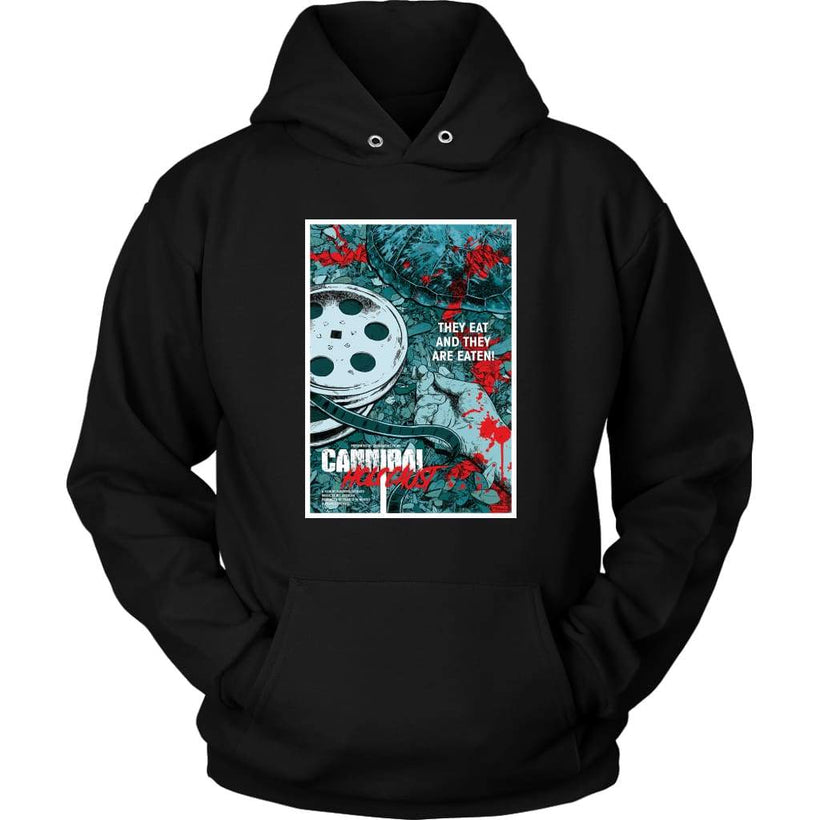 Cannibal Holocaust T-shirts, Hoodies and Merchandise