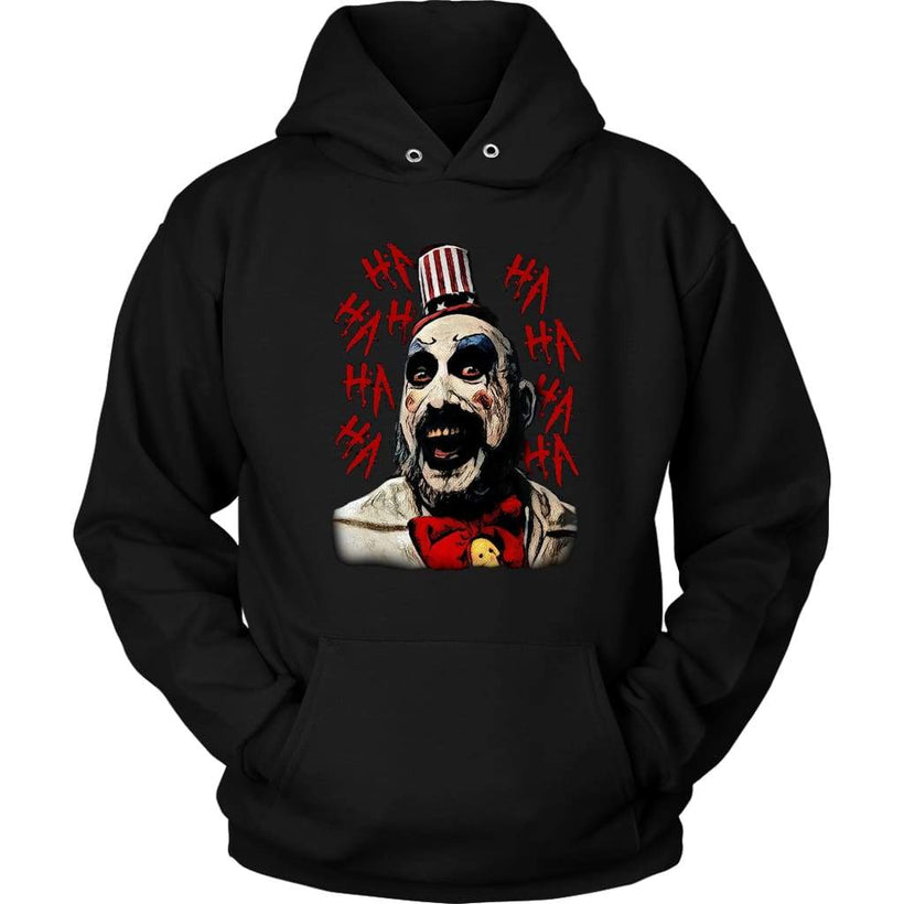 Captain Spaulding T-shirts, Hoodies and Merchandise