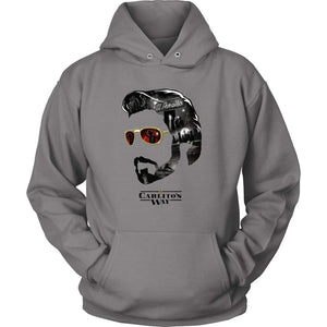 Carlitos Way Hoodie - Unisex Hoodie / Grey / S - T-shirt