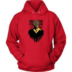 Citizen Kane Hoodie - Unisex Hoodie / Red / S - T-shirt