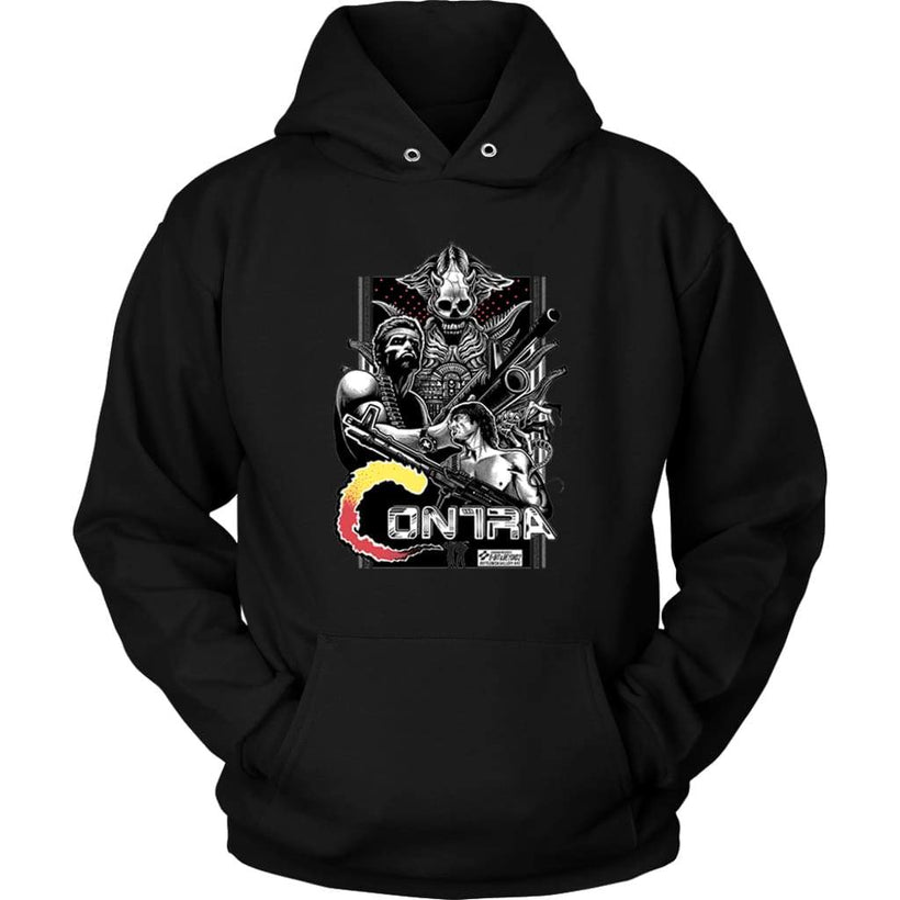 Contra T-shirts, Hoodies and Merchandise