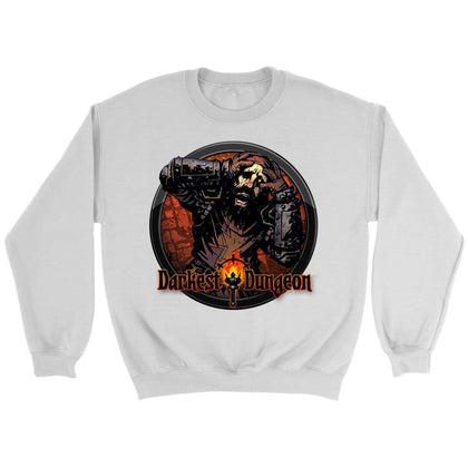Darkest Dungeon Sweat - Sweat ras du cou / Blanc / S - T-shirt