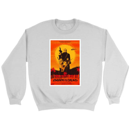 Dawn of the Dead Sweatshirt - Sweat ras du cou / Blanc / S - T-shirt
