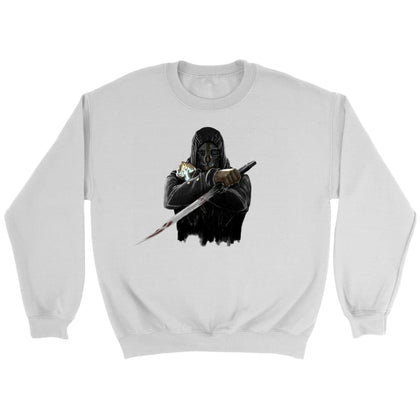 Dishonored Corvo Sweatshirt - Sweat ras du cou / Blanc / S - T-shirt