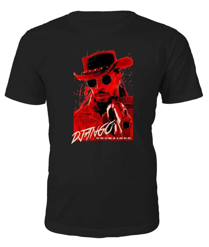 Django Unchained T-shirts, Hoodies and Merchandise