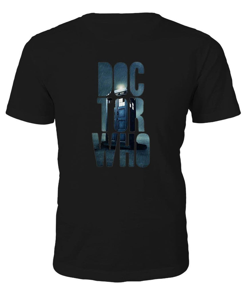 Doctor Who T-shirt - majica