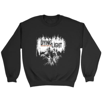 Dying Light Sweat - Sweat ras du cou / Noir / S - T-shirt
