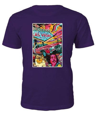 Fear and Loathing in Las Vegas Psychedelic T-shirt - T-shirt