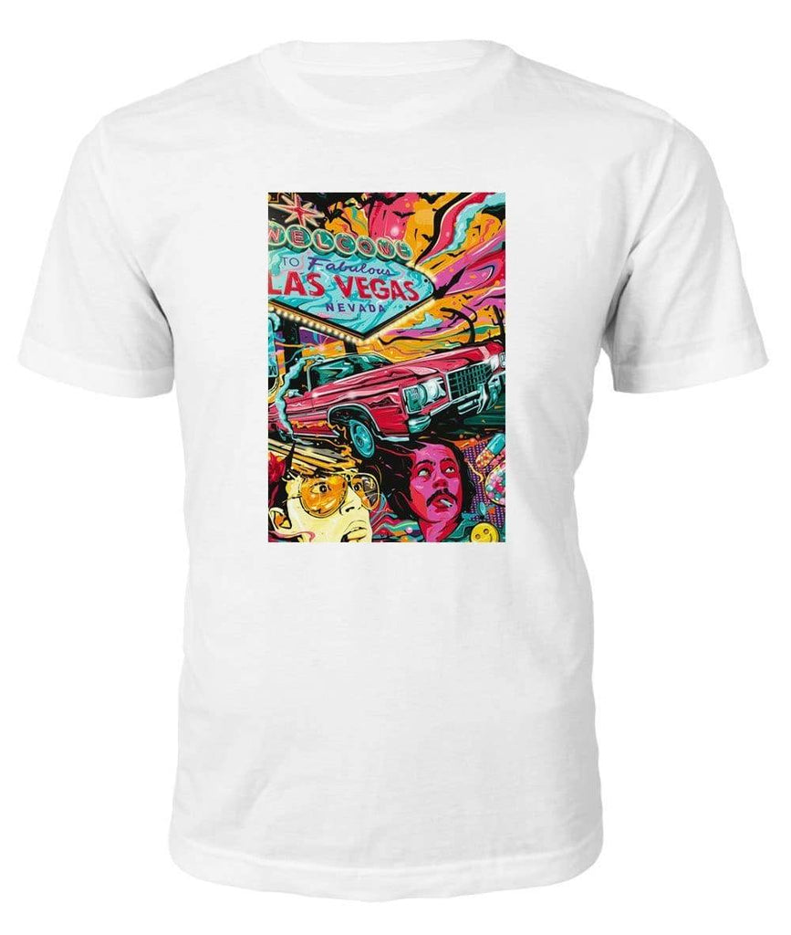 Fear and Loathing in Las Vegas Psychedelisches T-Shirt - T-Shirt