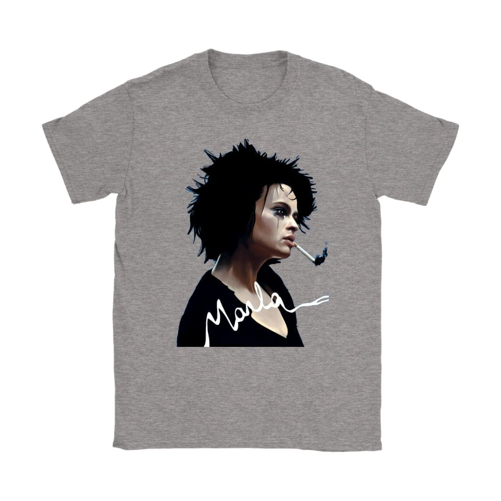 Fight Club T-shirt Marla Womens - T-shirt Gildan Womens / Αθλητικό Γκρι / S - T-shirt