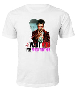 Fight Club Project Mayhem T-shirt - T-shirt
