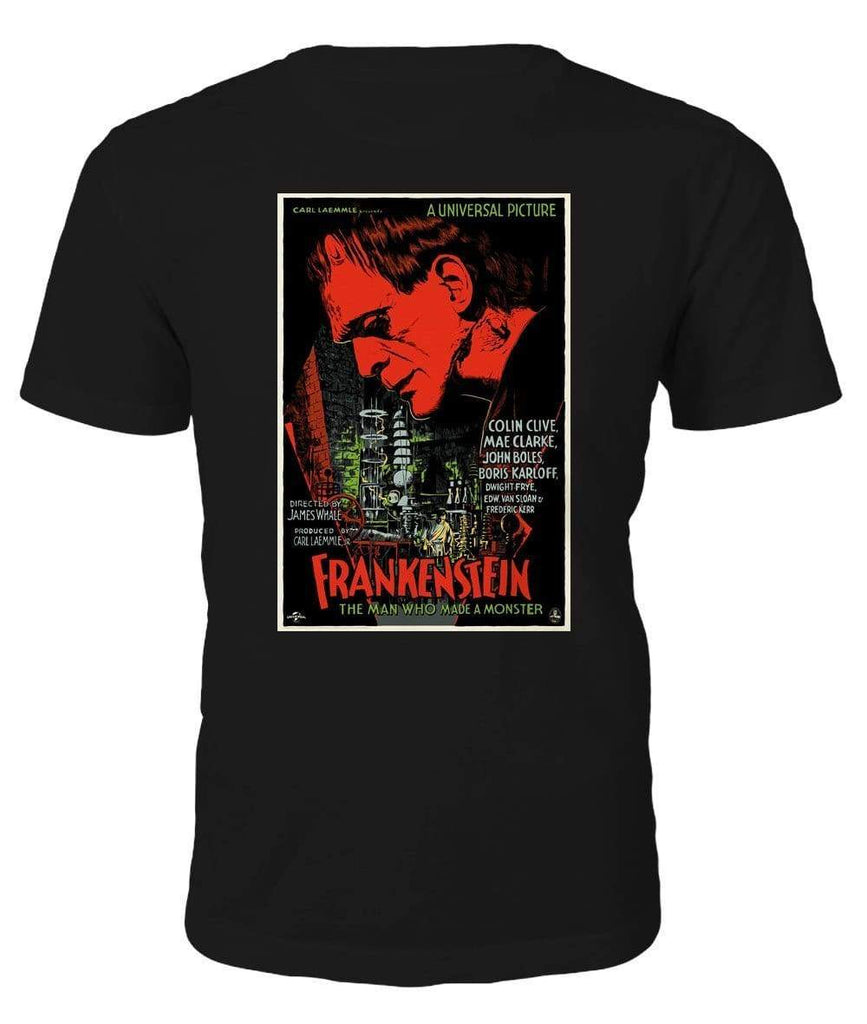 Φανέλα Frankenstein - T-shirt