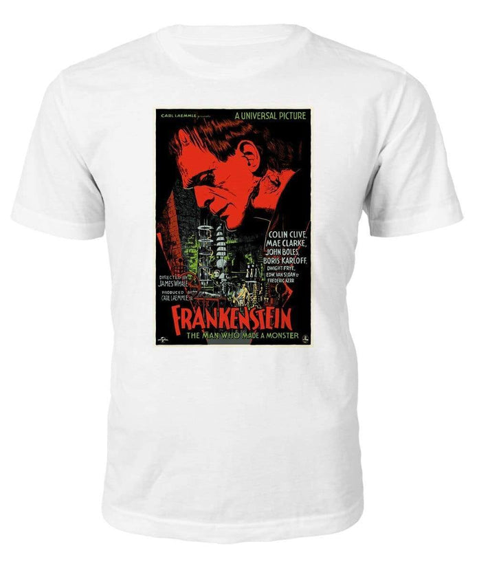 Frankenstein T-shirts, Hoodies and Clothing