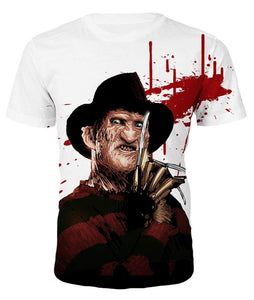 Freddy Krueger T-shirt - All Over Print