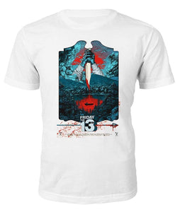 Friday the 13th Crystal Lake T-shirt - T-shirt