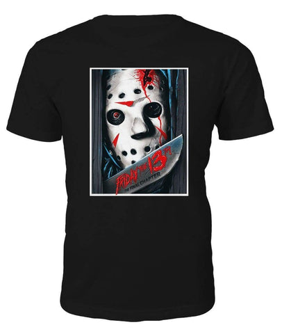 Friday the 13th Final Chapter T-shirt - T-shirt