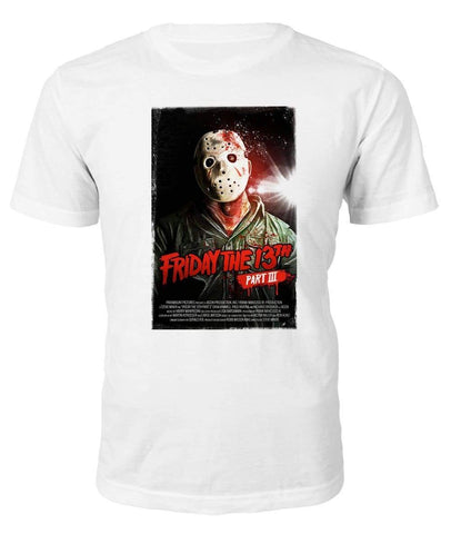 Friday the 13th Part 3 T-shirt - T-shirt