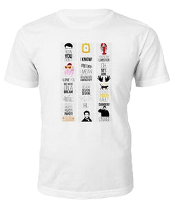 Friends Memories T-shirt - T-shirt