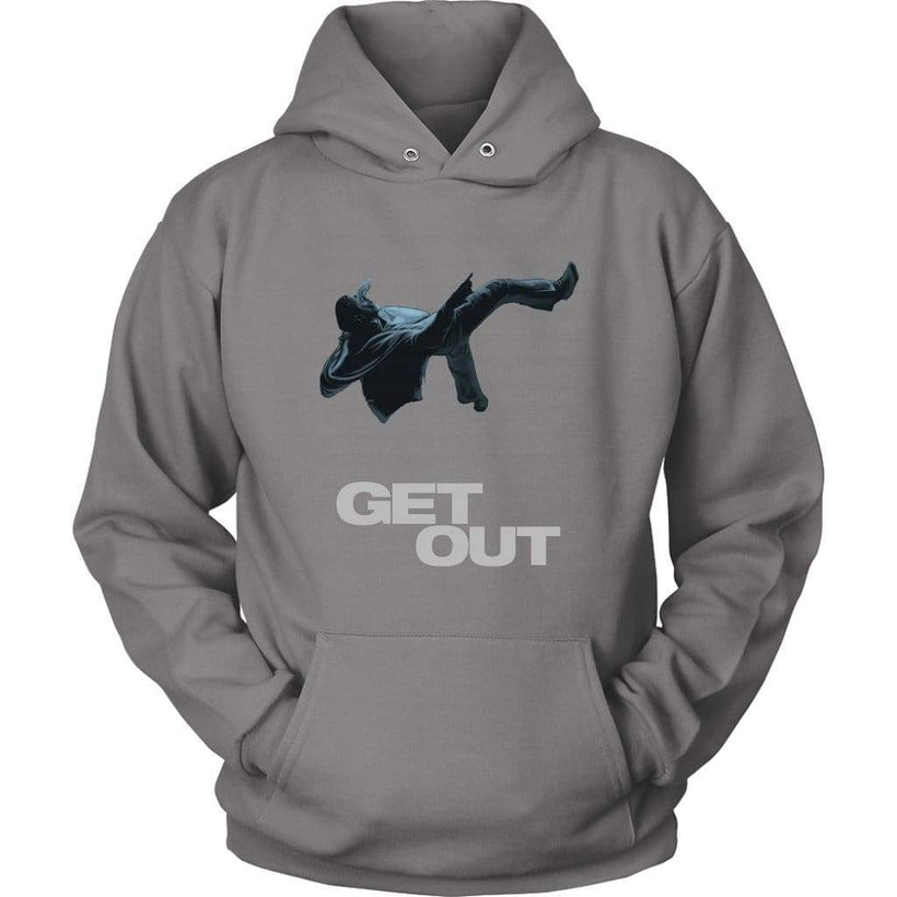 Get Out T-shirts, Hoodies and Merchandise