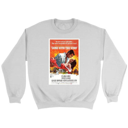 Gone with Wind jopica - Crewneck jopica / White / S - majica