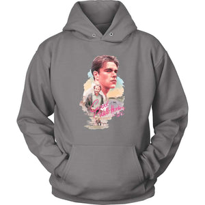 Good Will Hunting Hoodie - Unisex Hoodie / Grey / S - T-shirt