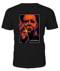 Halloween Knife T-shirt - T-shirt