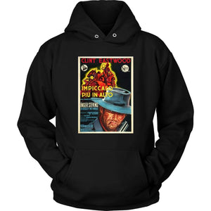 Hang Em High Hoodie - Unisex Hoodie / Black / S - T-shirt