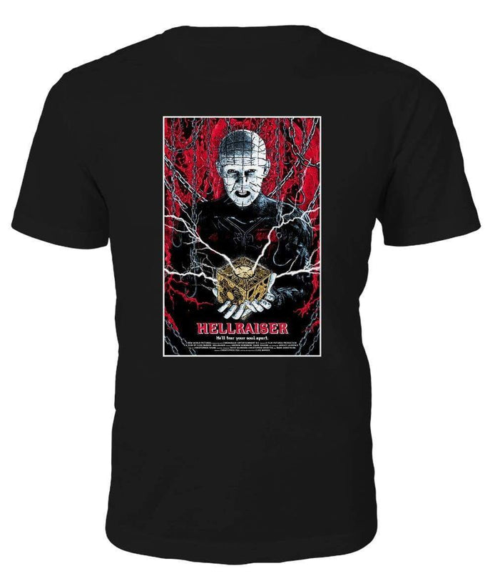 Hellraiser T-shirts, Hoodies and Merchandise