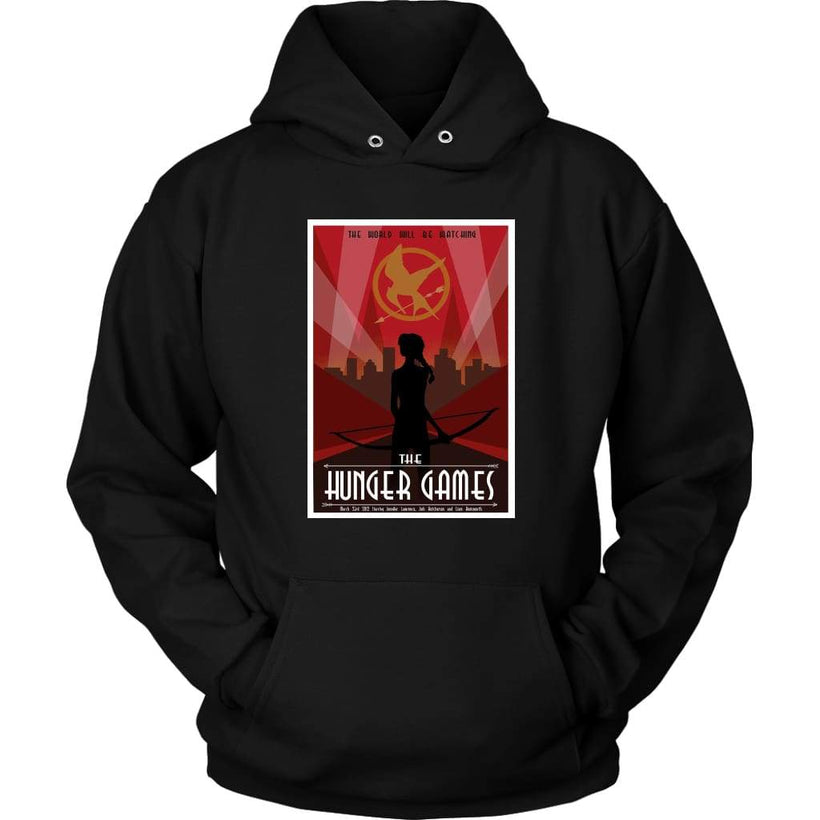 Hunger Games T-shirts, Hoodies and Merchandise