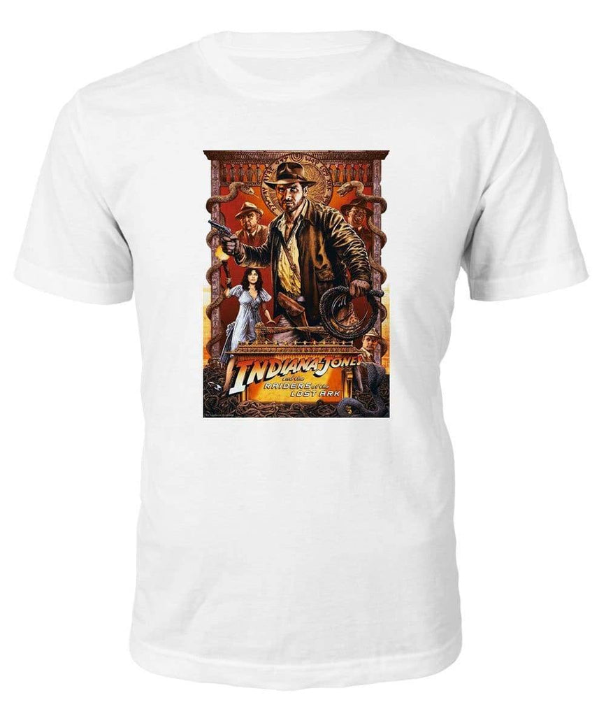 Тениска на Indiana Jones Raiders of the Lost Ark - тениска