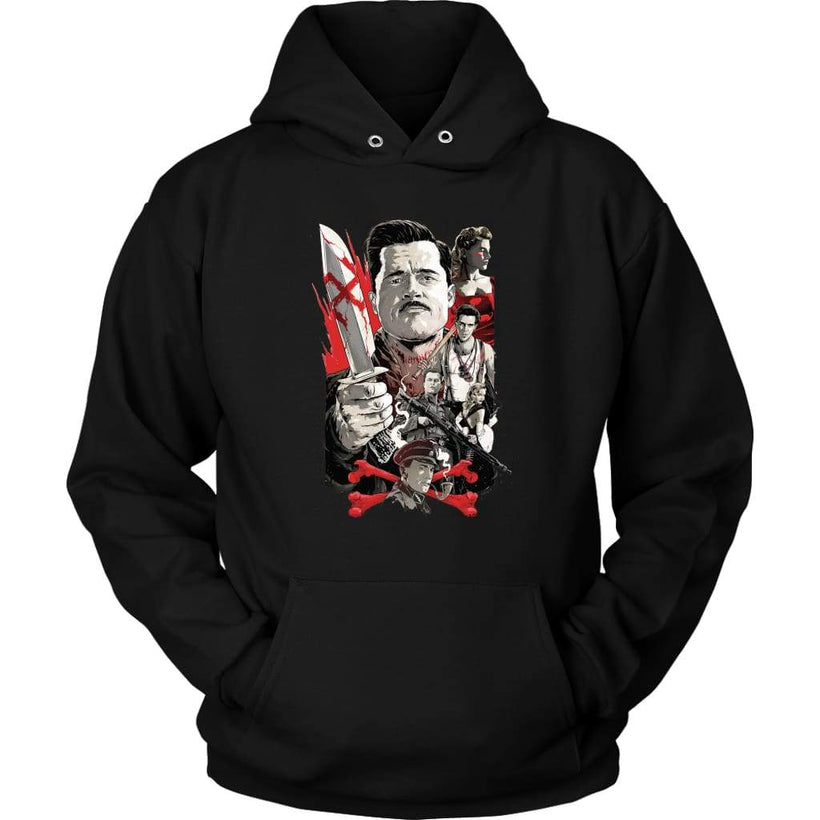 Inglourious Basterds T-shirts, Hoodies and Merchandise