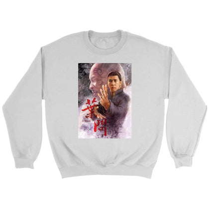 Ip Man Sweatshirt - Sweat ras du cou / Blanc / S - T-shirt