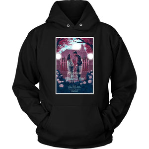 Its a Wonderful Life Hoodie - Unisex Hoodie / Black / S - T-shirt