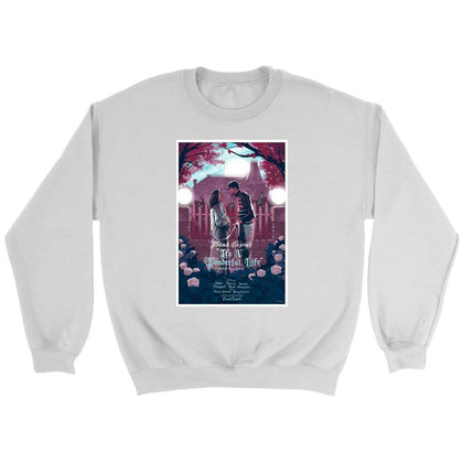 It's a Wonderful Life Sweatshirt - Sweat ras du cou / Blanc / S - T-shirt