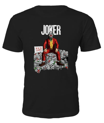 Joker Alternatif Tişört - Tişört