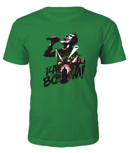 T-shirt Joker Comic - T-shirt