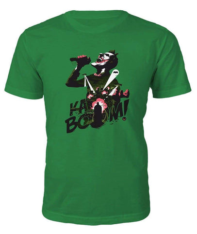 Joker-Comic-T-Shirt - T-Shirt