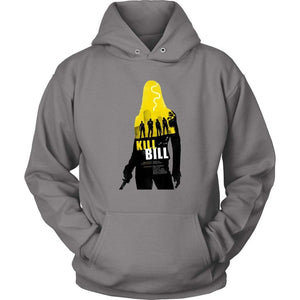 Kill Bill Alternative Hoodie - Unisex Hoodie / Grey / S - Hoodie