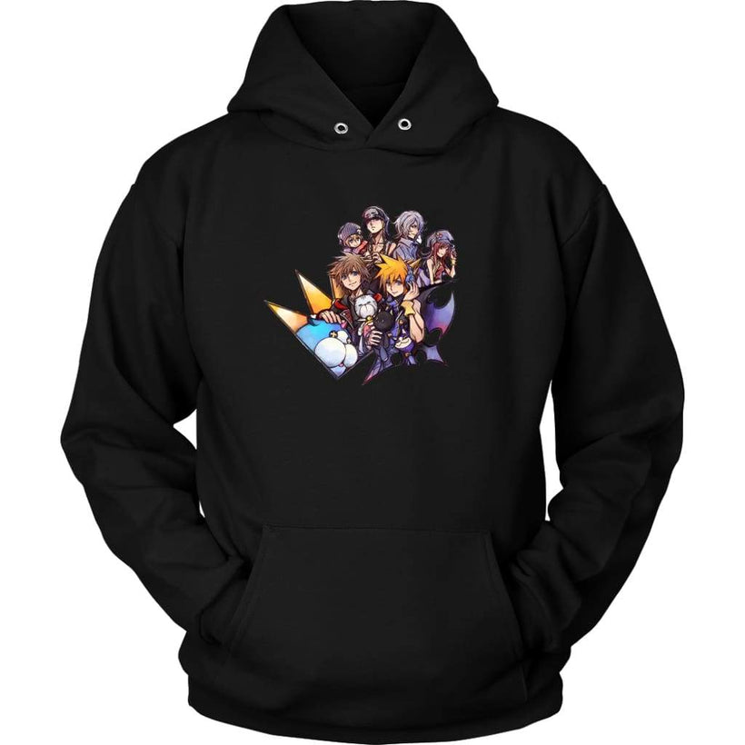 Kingdom Hearts T-shirts, Hoodies and Merchandise
