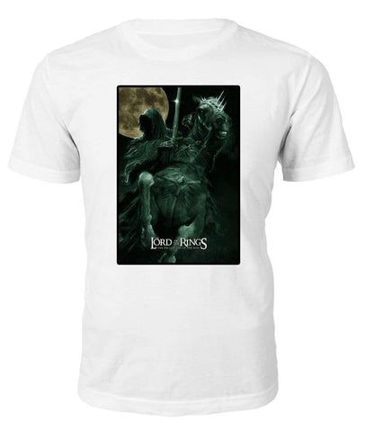 Lord of the Rings Fellowship of the Ring T-shirt - T-shirt