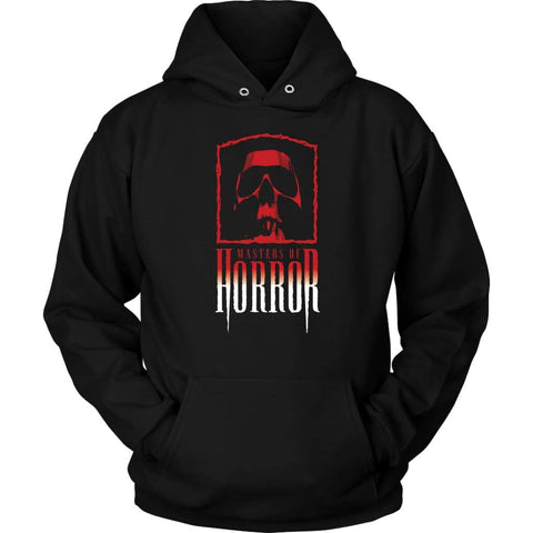 Masters of Horror Hoodie - Unisex Hoodie / Black / S - T-shirt