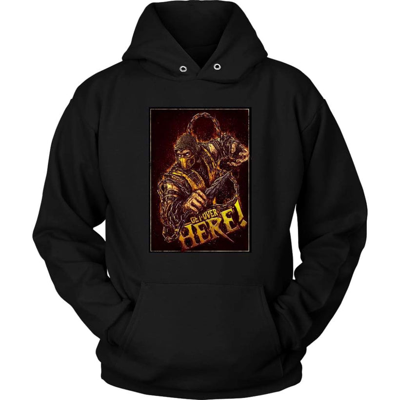 Mortal Kombat T-shirts, Hoodies and Merchandise