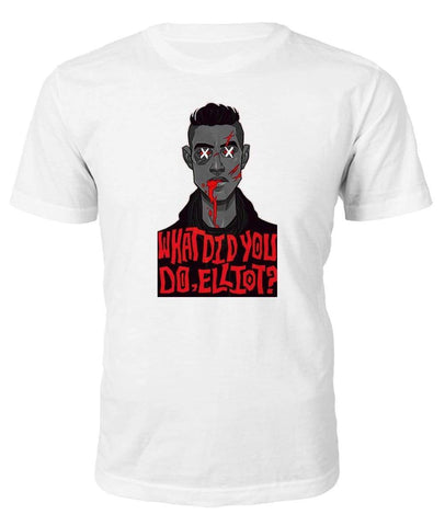 Mr Robot Elliot T-shirt - T-shirt
