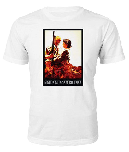 Natural Born Killers T-shirt - T-shirt