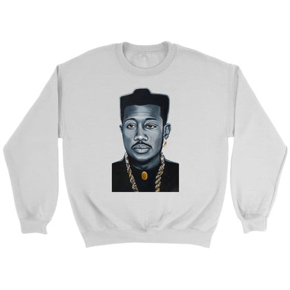 New Jack City Nino Brown Sweatshirt - Sweat ras du cou / Blanc / S - T-shirt